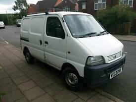 Suzuki Carry van 1.3