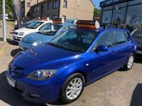 MAZDA 3 1.6 TAKARA 5d 105 BHP (blue) 2009