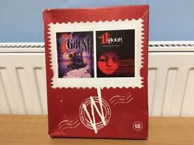 THE 7th GUEST & 11th HOUR WHITE LABEL DOUBLE GAME PC CD-ROM BIG BOX COMPLETE