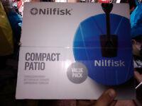 NilFisk Patio Cleaner (Pressure Washer)