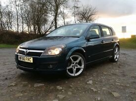 Vauxhall Astra 1.8 sri XP Vgc low miles 56 reg offers welcome