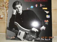 Paul McCartney LP All the Best