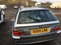 BMW320D SPARE PARTS ESTATE DIESEL
