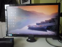 Hanns G HL249 24 inch LCD back light monitor