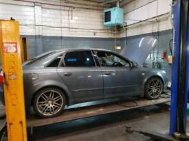 Genuine rs4 alloys with all good tyres