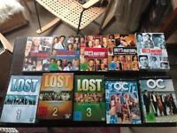 series dvds box sets
