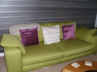 Stylish nearly new sofa for sale