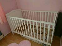 Toys r us cot bed