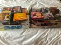80's-2005 CD collection - Rnb, hiphop, chilled