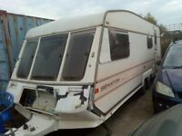 bailey senator 7000 caravan spares or repairs
