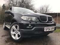BMW X5 Diesel Automatic Long Mot Drives Great High Spec 4x4 !!!