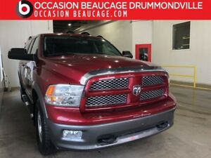 2011 Ram 1500 SLT OUTDOORSMAN QUAD CAB- 4X4-  HITCH- DÉMARREUR!!