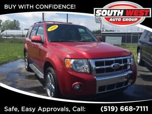 2010 Ford Escape Limited 3.0L - SUNROOF