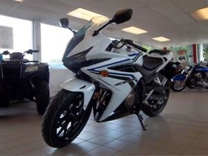 2017 Honda CBR500RA  Save $1000  $28 WEEKLY TAX INCLUDED