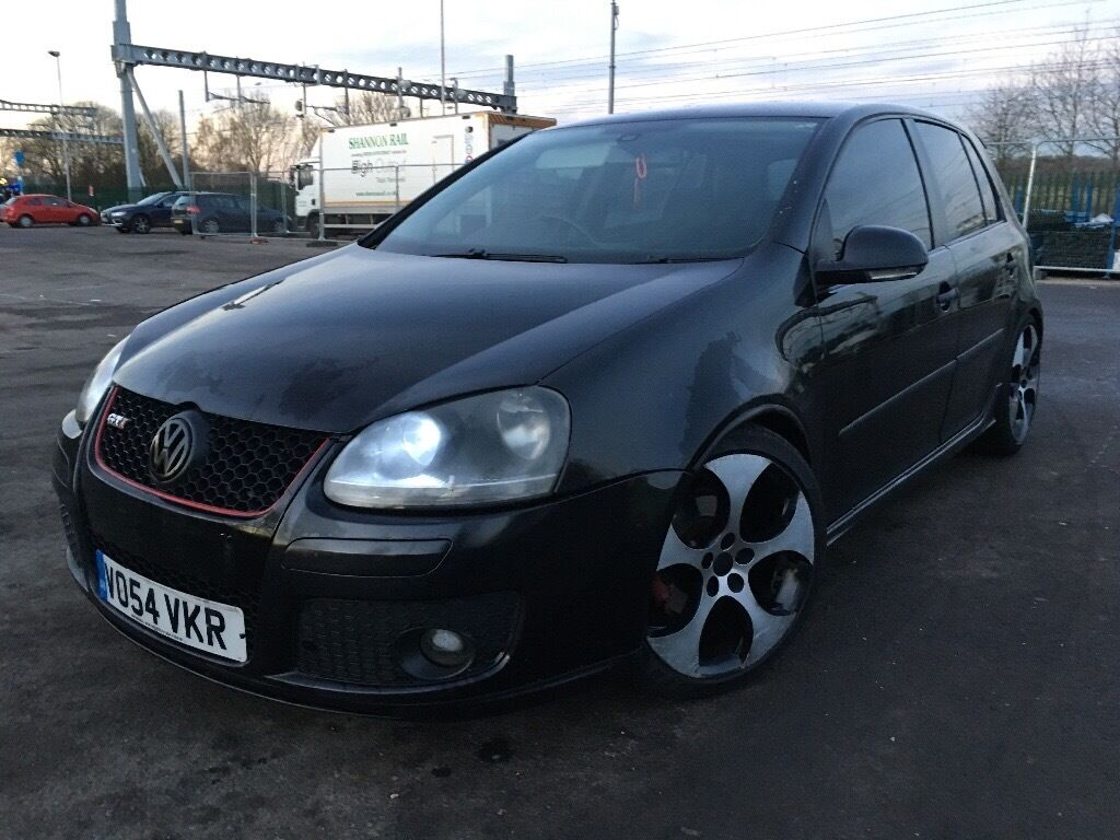 vw golf mk5 1 9 tdi gti replica swaps in tilehurst berkshire gumtree. Black Bedroom Furniture Sets. Home Design Ideas