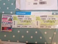 Creamfields tickets X2