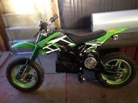 Battery motorbike for kids £100
