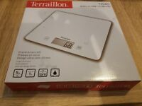 Terraillon kitchen scale brand new in box