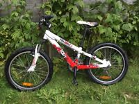 "Scott Voltage JR 20"" mountain bike used -super cool dirt jump look"