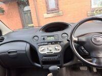 Toyota, YARIS, Hatchback, 2003, Other, 1298 (cc), 5 doors
