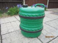 Roller barrel