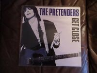The Pretenders 'Get Close' Original vinyl LP