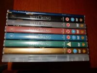 Complete series of the West Wing