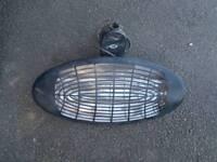 2kw patio heater
