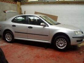Breaking 2005 Saab 9-3 Vector 2.0T. Most parts available. Colour code 268.