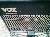 valve and transistor. vox amp