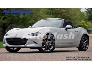 2016 Mazda MX-5 GS 2.0L Convertible *GPS *Bluetooth *Extra Clean