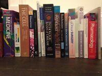 Medical textbooks