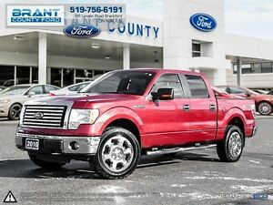 2010 Ford F-150 XLT - XTR Package, CLEAN CARPROOF!
