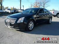 2009 Cadillac CTS LEATHER LOADED AWD MOONROOF