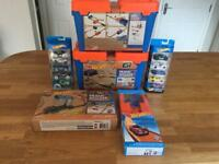 Hot Wheels - all items brand new still in packaging
