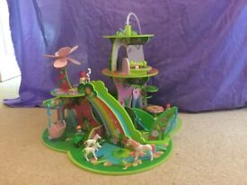 ELC Wooden Fairy Land with box