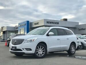 2017 Buick Enclave Leather Leather Package, AWD, 7 Pass, No A...