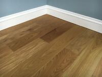 Super sale on 150x18mm engineered smoked oak flooring