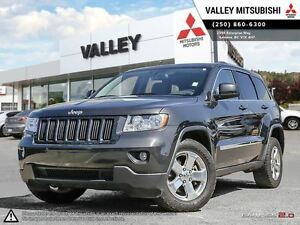 2011 Jeep Grand Cherokee Laredo - 4X4, HEATED SEATS