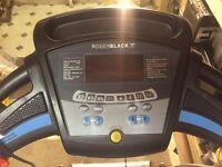 Roger Black motorized treadmill
