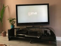 Sony Bravia 42inch HD TV with DvDHome theatre system