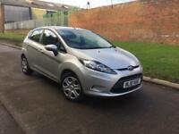 2010 Ford Fiesta 1.25 82 Style 5dr only 47302 miles
