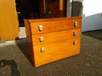 Vintage STAG Chest of drawers - free delivery available