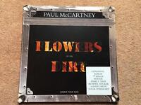 Paul McCartney Flowers in the Dirt world Tour Pack