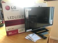 "LG 32"" Full HD 1080p - Freeview - Boxed"