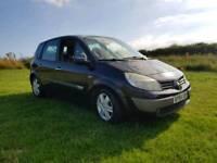 Renault Scenic 1.5 DIESEL, Long Mot, Low Miles, Good Offer Can Take Away