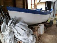12FT Fishing Boat