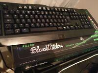 Razer BlackWidow 2013 Mehcanical Light up Keyboard