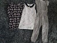 A Bundle of 6-7 y/o girl's clothes