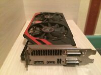 MSI GTX 770 Twin Frozr Graphics Card